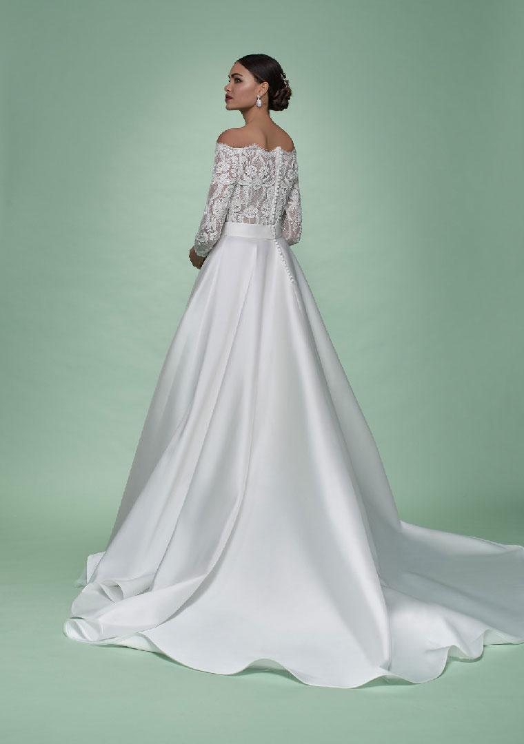 Sfilate abiti da sposa 2018 campania